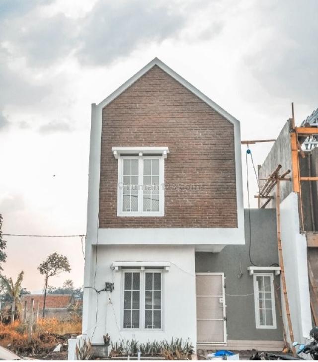 Rumah MURAH STRATEGIS Konsep EROPA di Bandung Utara Dekat Tol Padalarang, Cisarua, Bandung Barat