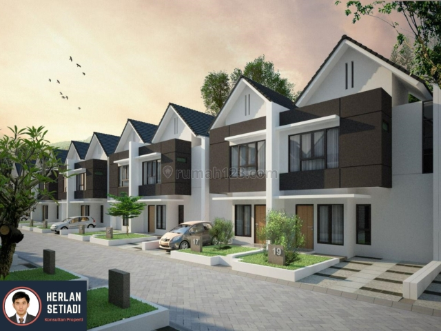 PROMO 3 UNIT PERTAMA Rumah dkt Borma Cihanjuang Bisa KPR SHM, Cihanjuang, Bandung