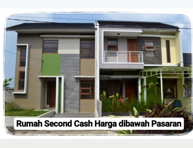 Rumah Second di Bandung Barat Sariwangi Cash Nego Banget, Sukasari, Bandung