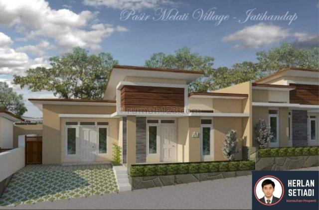 Rumah Cluster 15mnt Surapati Core Padasuka jatihandap CIkadut, Padasuka, Bandung