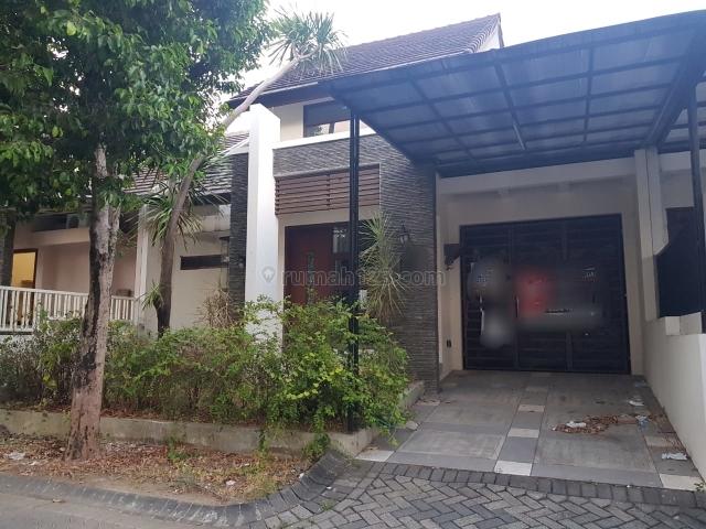 rumah murah Taman Puspa Raya citraland surabaya, Citraland, Surabaya