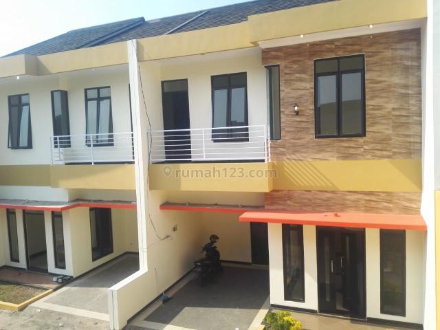 Rumah 2 Lantai Strategis Selangkah Jaktim Dekat Ke Tol & LRT Cibubur | 9 menit dari Transmart, Jatisampurna, Bekasi