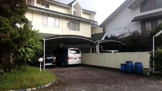 2 Rumah Di Komplek Nyaman Dan Asri Tengah Kota , Situ Aksan, Babakanciparay, Bandung