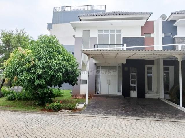 Rumah Siap Huni Cluster Amerika Latin Hoek, Green Lake City Dekat dengan Stasiun Kalideres dan Akses tol karang tengah, Green Lake City, Jakarta Barat