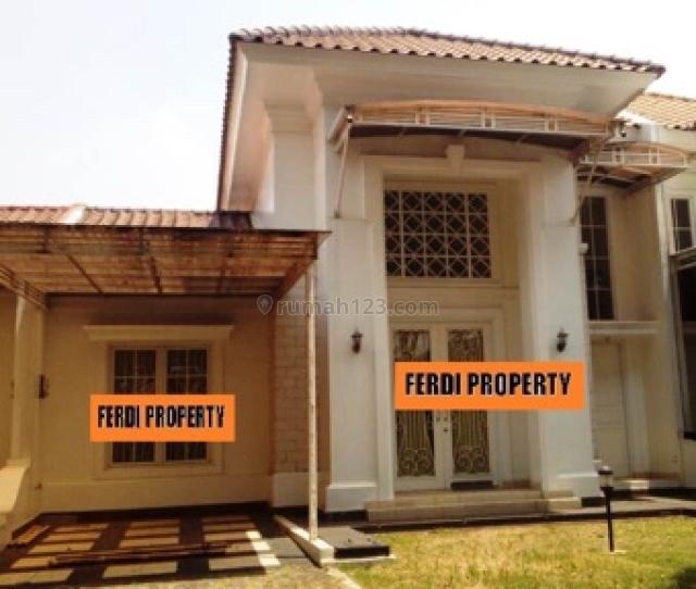 Rumah Siap Huni Depan Taman Citra Gran Cibubur, Jatikarya, Bekasi