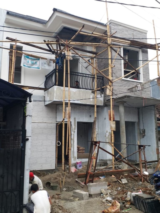 Rumah Di Griya Loka BSD City Siap Huni (TQ), BSD Griya Loka, Tangerang
