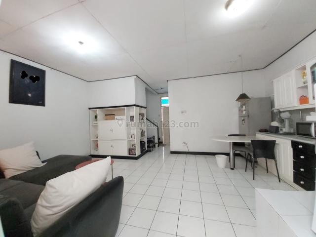 rumah siap huni, cocok untuk tinggal atau usaha, Alfa Indah, Jakarta Barat