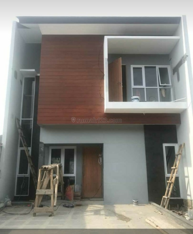 Rumah gress berkualitas di Suryalaya, Cijagra, Bandung