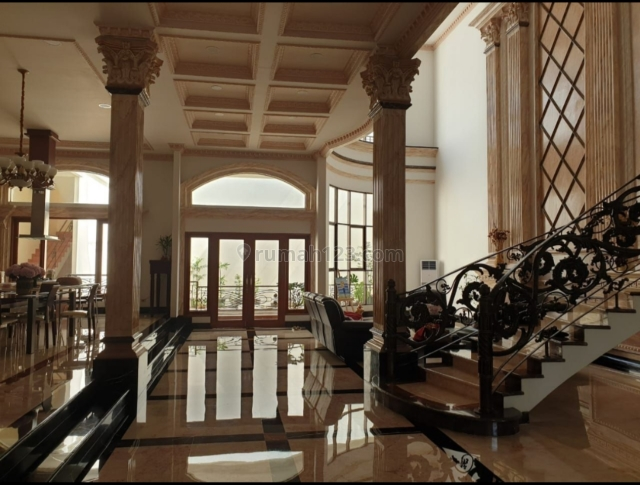 Rumah Mewah Katamaran permai Pantai indah kapuk, Pantai Indah Kapuk, Jakarta Utara