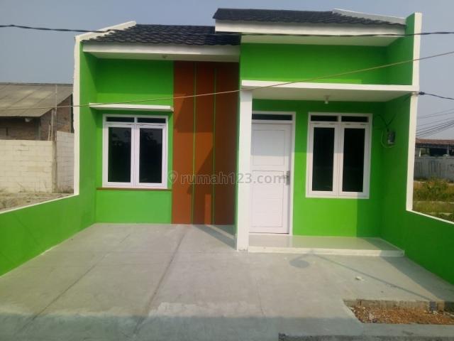 Rumah minimalis siap huni dibabelan, Babelan, Bekasi