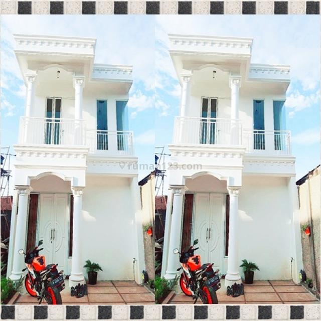 Rumah 2lt termurah di serpong,bsd, BSD Telaga Golf, Tangerang