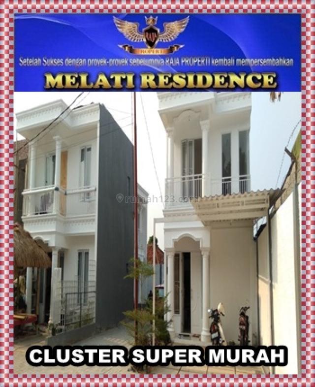 Rumah 2lt legalitas SHM harga murah Di Bintaro, Serpong, Bsd, BSD Taman Edelweis, Tangerang