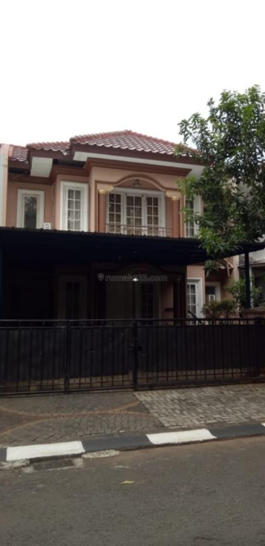 Rumh Boulevard Siap Huni di Legenda Wisata, Cibubur, Jakarta Timur