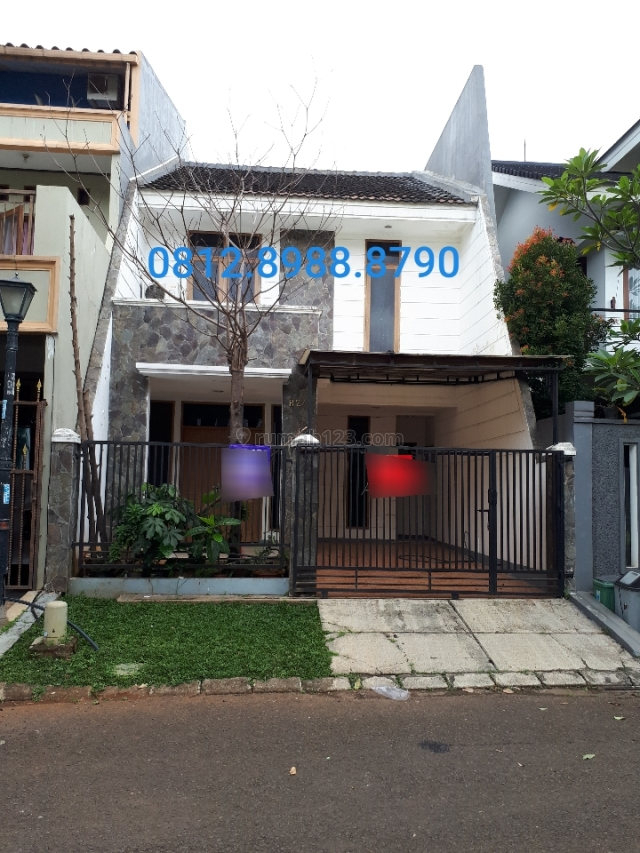 Rumah Minimalis, Tenang & Strategis, Citra Grand, Jakarta Timur