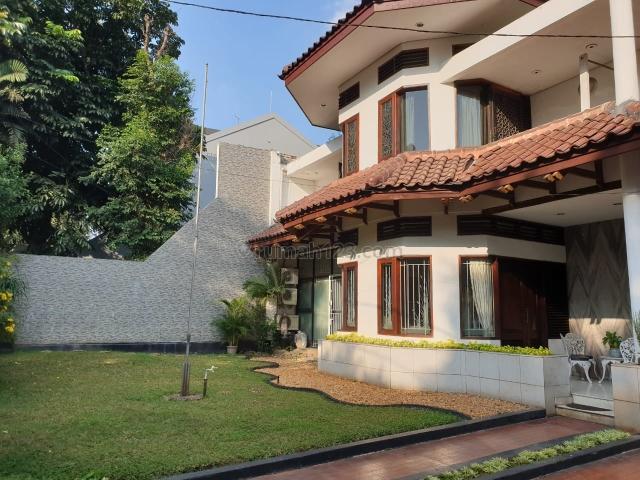 Rumah Asri di Kawasan Elit Jl. Kerta Negara, Kebayoran Baru, Kebayoran Baru, Jakarta Selatan