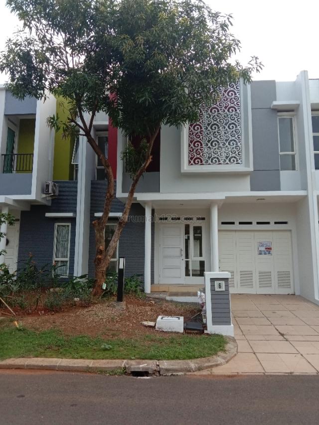 Rumah Rapi Baru di Renovasi, kt 3 di Summarecon Gading Serpong, Gading Serpong, Tangerang