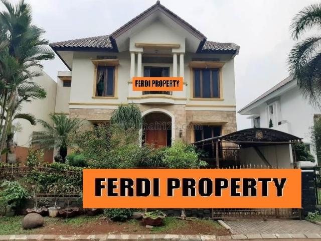Rumah Mewah 2 Lantai Dekat Mal Citra Gran Cibubur, Cibubur, Bekasi