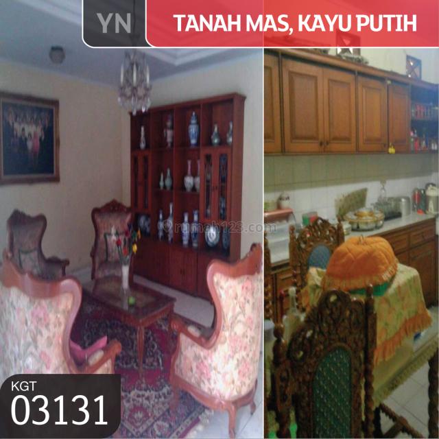 Rumah Jl. Tanah Mas, Kayu Putih, Jakarta Timur, Kayu Putih, Jakarta Timur