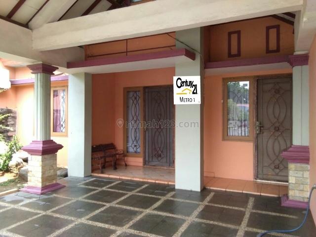 rumah full furnish  di cluster bulevar hijau bekasi., Bekasi Utara, Bekasi