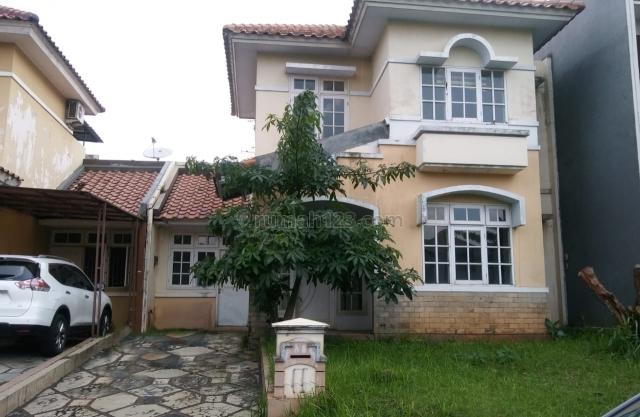 Rumah Rapih, Siap Huni di Legenda Wisata, Cibubur, Jakarta Timur