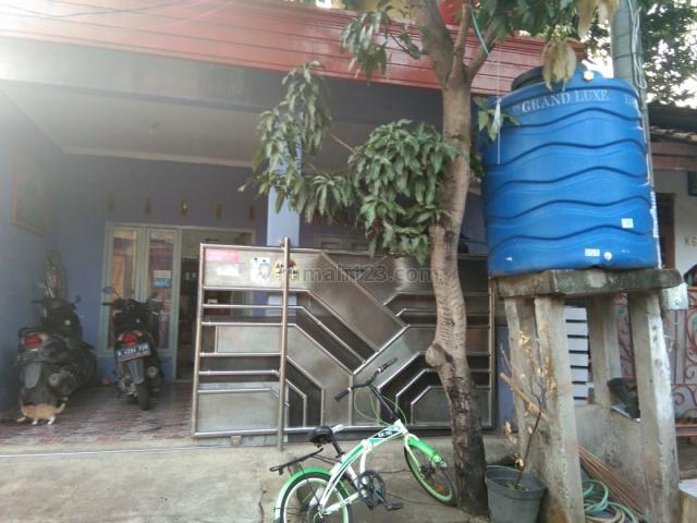 Rumah siap huni di Mega Regency Cikarang, Serang Baru, Bekasi