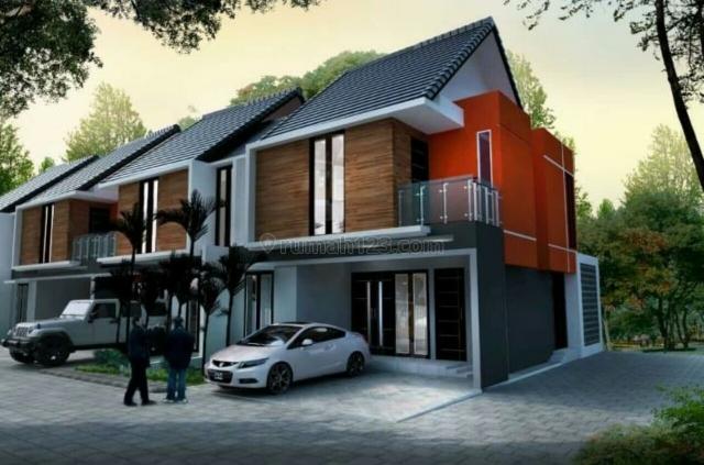 perumahan cantik dekat kampus mercubuana, free BPHTB,subsidi KPR dan Discount spesial, Jatiraden, Bekasi