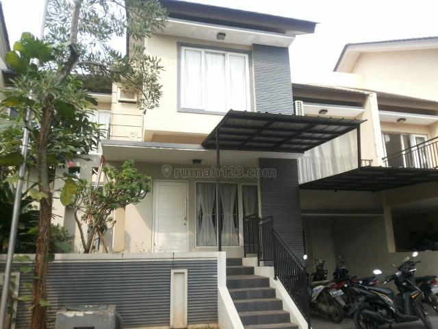 rumah tingkat mewah full furnish di merpati bintaro ciputat bagus, Ciputat Timur, Tangerang Selatan