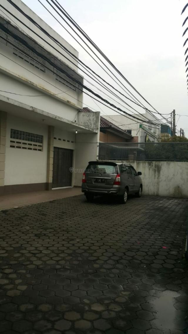Rumah untuk kantor dan gudang Bandung, Moch Toha, Bandung