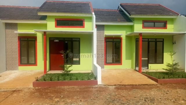 Rumah Mungil ga jauh dari stasiun depok lama, Cipayung, Depok