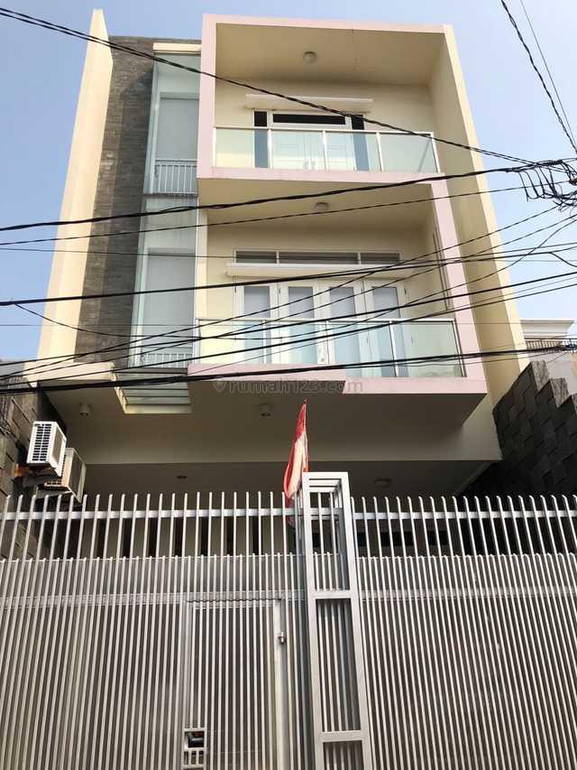 Rumah dijual 5 kamar hos5703160 | rumah123.com