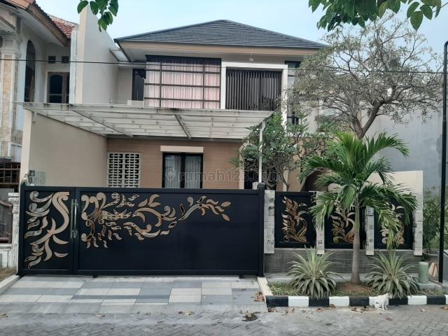 (AJ) Rumah Pantai Mentari Mewah Bagus, Surabaya, Kenjeran, Surabaya