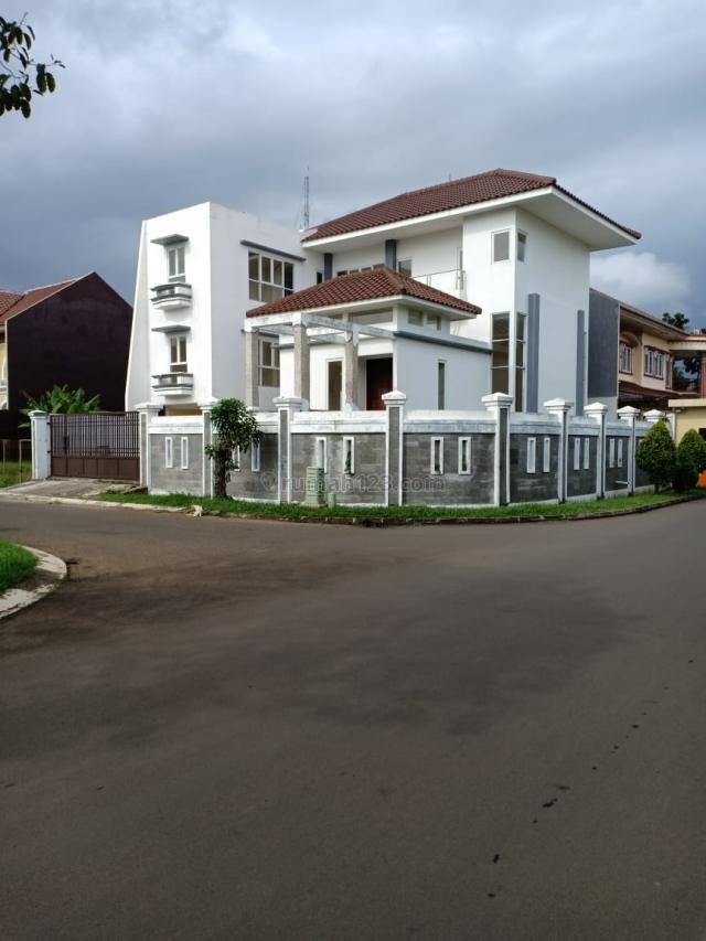 (LL) Rumah Hook Nyaman 3Lt siap Huni,Puspita Loka, BSD Puspita Loka, Tangerang