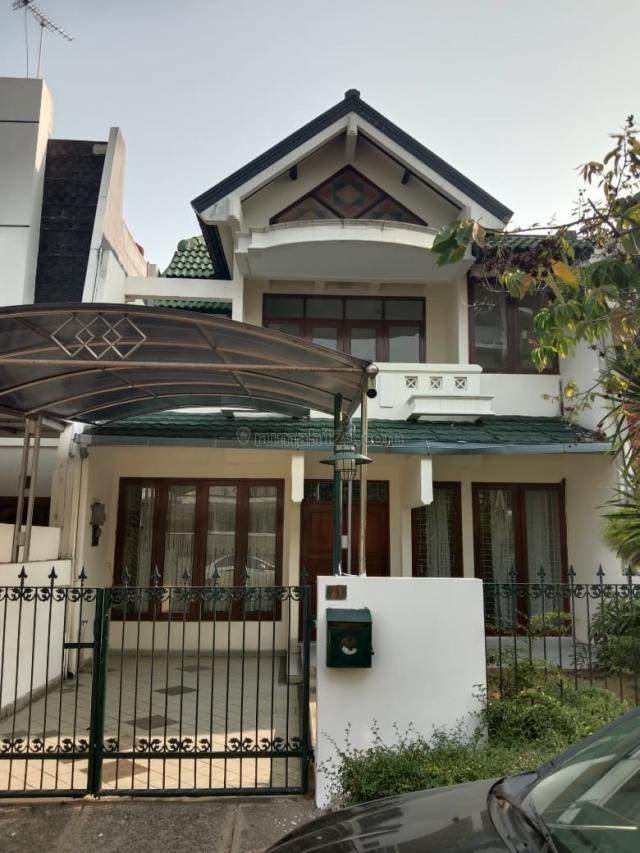 Semi Furnish Rapih Siap Huni, Pantai Indah Kapuk, Jakarta Utara