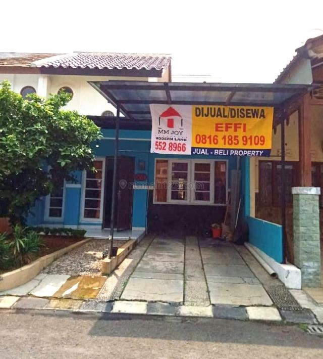 Cluster Sakura Rumah Rapi Semifurnish Siap huni, Modernland, Tangerang