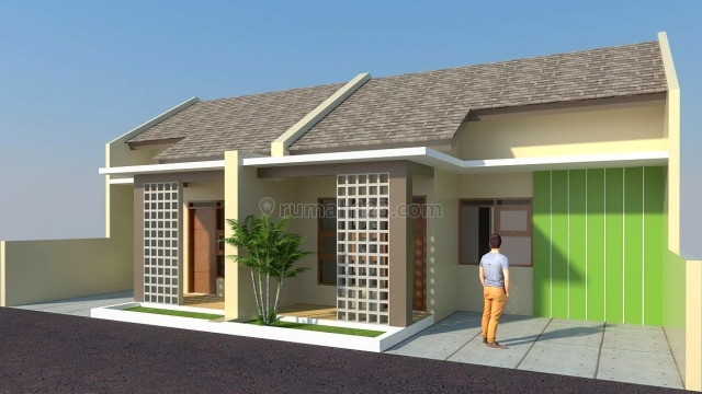 Rumah Baru Murah di Margahayu Raya, Soekarno Hatta, Bandung