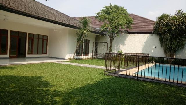 Bungalow House Pejaten, Jakarta Selatan, Pejaten, Jakarta Selatan