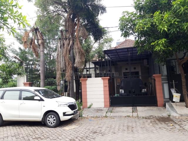 (ISW) Rumah Raya Kutisari Hunian bagus, Surabaya, Kutisari, Surabaya