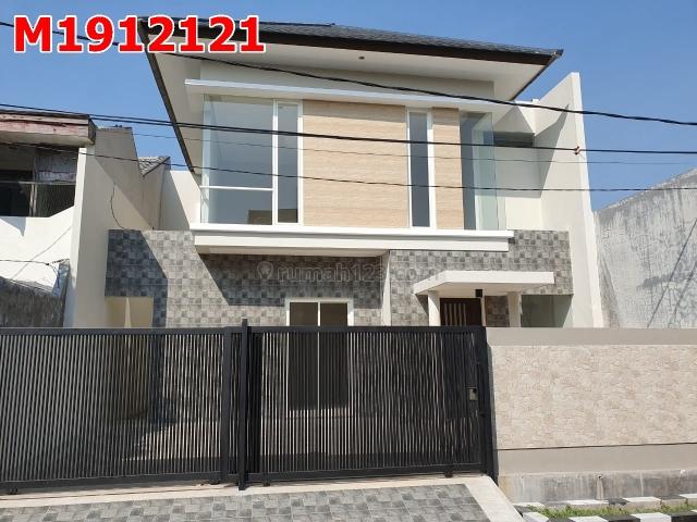 Rumah Baru Babatan Mukti Gress, Wiyung, Surabaya