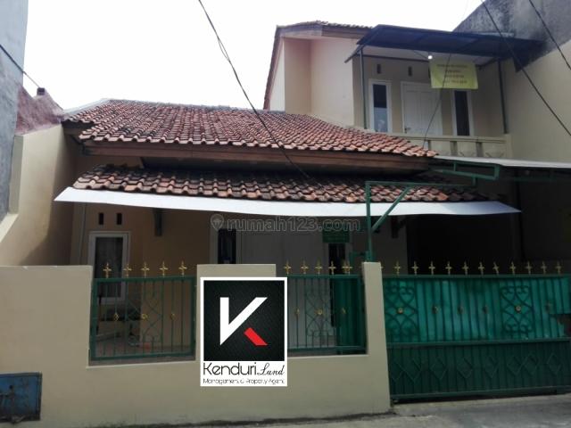 Rumah luas dalam cluster Harga Murah lokasi strategis, Jagakarsa, Jakarta Selatan