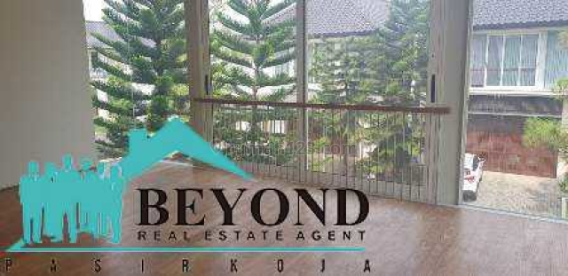 RUMAH LUAS DI LINGKUNGAN TOP KOTA BARU PARAHYANGAN BANDUNG, Kota Baru Parahyangan, Bandung