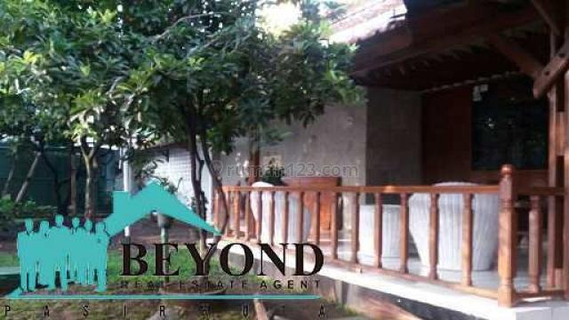 MANTAP! RUMAH ASRI NYAMAN DI RAJAMANTRI, TURANGGA BANDUNG, Turangga, Bandung