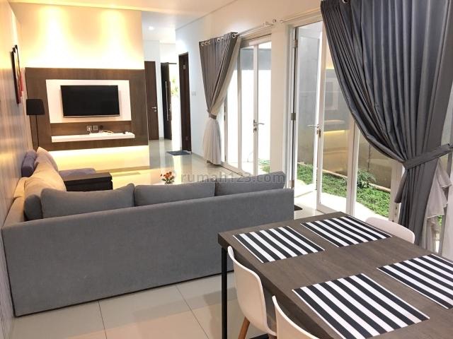 Rumah Full Furnished Di Budisari, Cidadap, Bandung