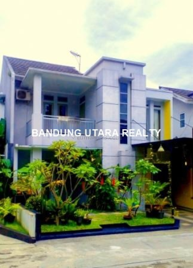Rumah Lux Cluster Arjuna Residence Gegerkalong Bandung Utara, One Gate System, Geger Kalong, Bandung