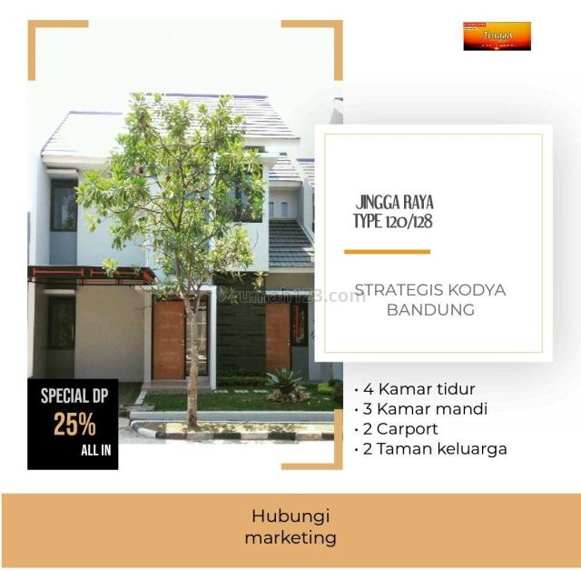 Ekslusif Rumah Mewah 2 Lantai Kota Bandung Main Road JL Ciwastra Desain Bisa Custom, Ciwastra, Bandung