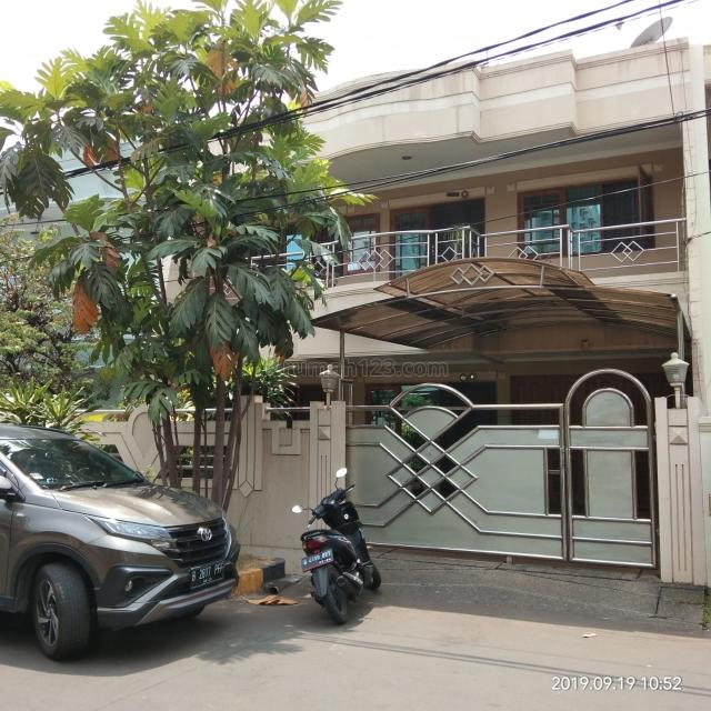 RUMAH KOMPLEK SUNTER METRO UKU 10X20 LOKASI STRATEGIS JALAN LEBAR HADAP BARAT HARGA BAGUS JARANG ADA., Sunter, Jakarta Utara