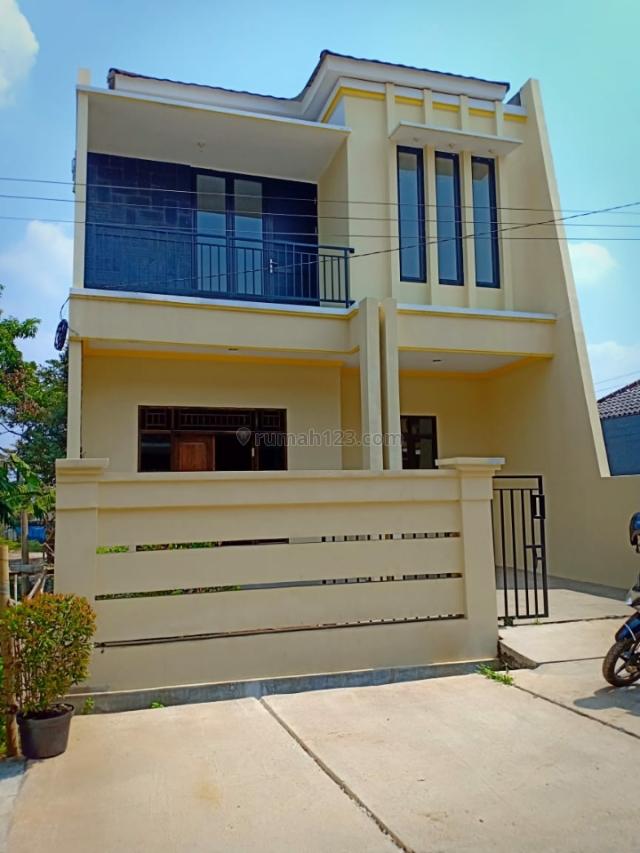 Rumah bagus kavling kodau jatiwarna pondik gede bekasi, Jatiwarna, Bekasi