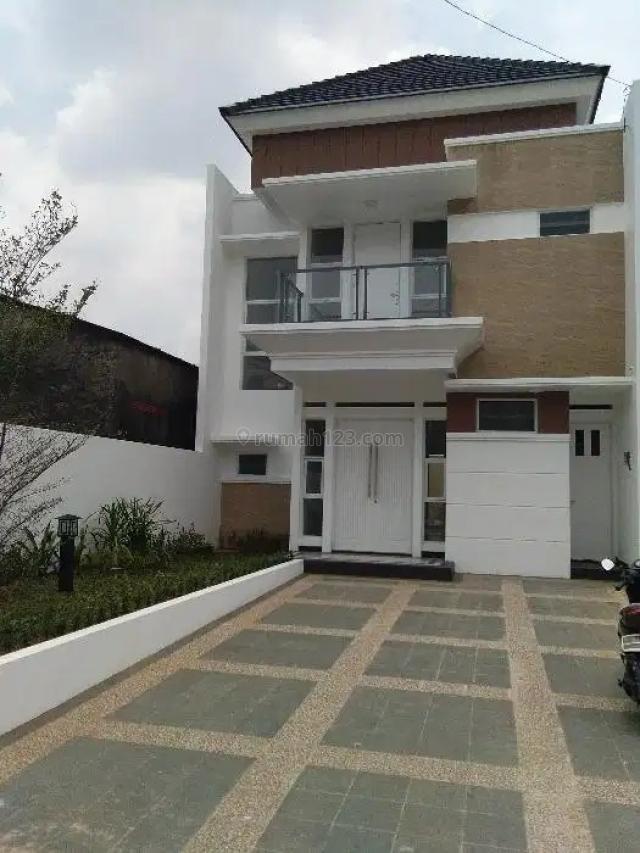Rumah asri dalam cluster di cilandak, Cilandak, Jakarta Selatan