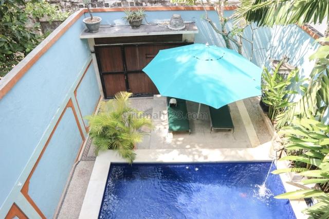 rumah semi villa double six seminyak dekat pantai, Seminyak, Badung