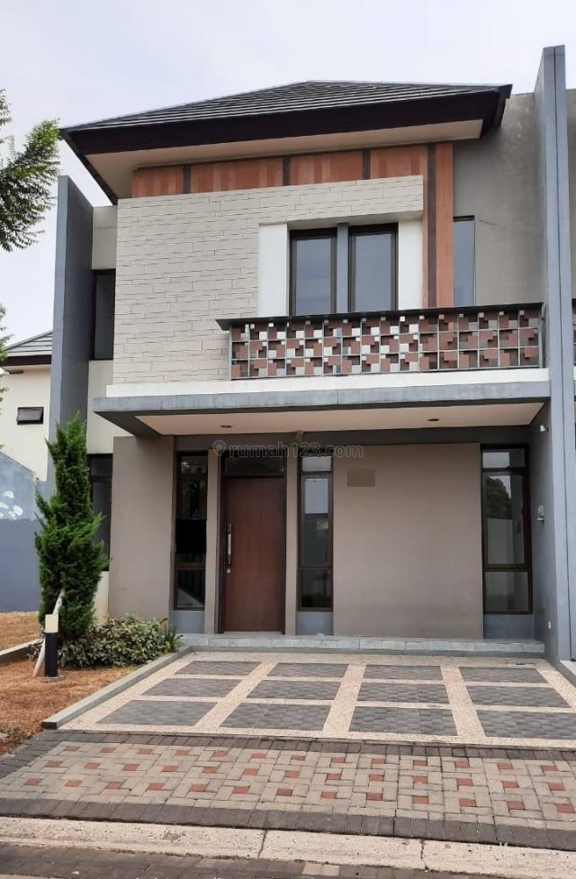 Rumah Mewah 2 Lantai di REGENTOWN BSD sangat murah, BSD, Tangerang