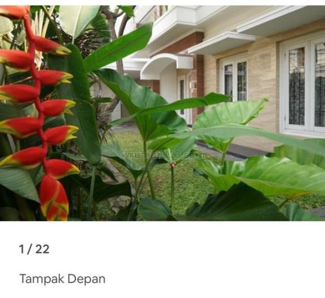 Perumahan Daerah Kebayoran Baru Fully Furnished Siap Huni, Kebayoran Baru, Jakarta Selatan